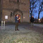 Nieuwe verlichting voor de Bonifatiuskerk in Vries